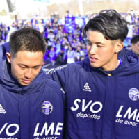 2/23(日)J2リーグ:開幕戦 vs ヴァンフォーレ甲府