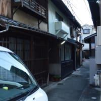 まち歩き下1588 京の通り・堺町通 NO65  路地・通り抜け