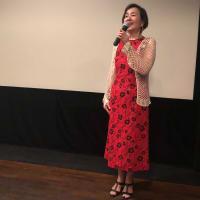 女優の高橋洋子のイベントに顔を出せた