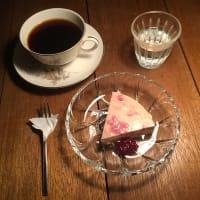 ドラムと喫茶の日。