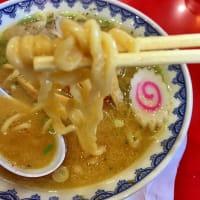 赤湯ラーメン「龍上海 鶴岡店」
