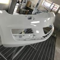 ゴルフの鈑金塗装修理、保険修理、部品交換、コーティング