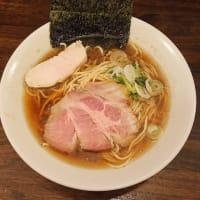煮干そば平八#再訪71(横須賀中央駅)
