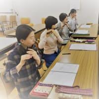 雅楽練習日 ~5月第2回目~