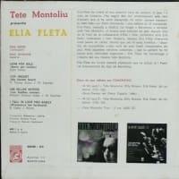ELIA FLETAのEP盤