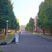 県立大学公開講座、やっと参加