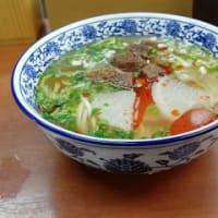 蘭州料理「ザムザムの泉」@西川口