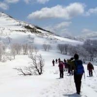 楽々散策106袴腰岳