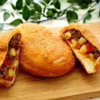 村田さんの特製カレーパン☆横浜の美味しいパン かもめパンです(^^♪