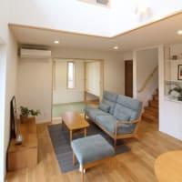 「虹の丘の家完成見学会」スタンバイ