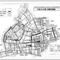 久保区画整理事業の見直しは待ったなし。デーノタメ遺跡の保存は区画整理事業の見直しが先ではないか。