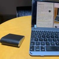 iPad miniとマウス