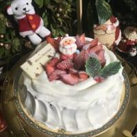 「いちごのクリスマスショート