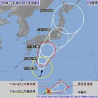 台風12号 ②
