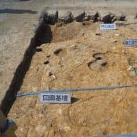 興福寺東金堂院の門と回廊の発掘調査 現地見学会