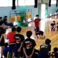 10月6日(日) 中学校練習会
