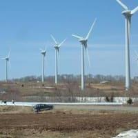 風車の町、湖南町との連携