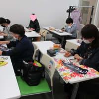 近鉄文化サロンでの「はじめての日本の神様カード講座」の様子です
