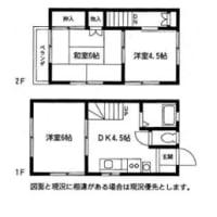 寒川駅 徒歩4分! 3DKテラスハウス!