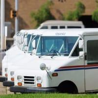 米国で、自動運転トラックによる「郵便物」を輸送トライアル実施。