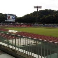 視野狭窄防止のためにサッカー観戦