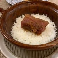 季節を祝う広東 7. 熱々うまうま土鍋ごはんに、さらに〜