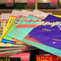 ◆USED新着LPレコード◆邦楽のロック&ポップスを25枚ぐらいー!