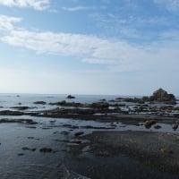 十六島(うっぷるい)風車公園。