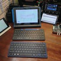 安物買いの・・・Bluetoothミニキーボード