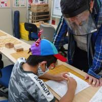 5月9日大泉学園ヤマダ電機子供教室の風景