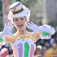 サンタヴィレッジ・パレード 2012 【30】