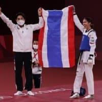 タイの金メダル獲得目標3個だけど速くも一つ獲得!