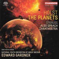 ガードナー+イギリス国立青少年管=ホルスト「惑星」他