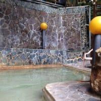 久しぶりの温泉浴