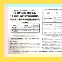 【江戸川区ワクチン情報 】12歳から29歳枠ができました。