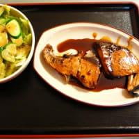今日の夕食:しばらくご飯抜き・・・