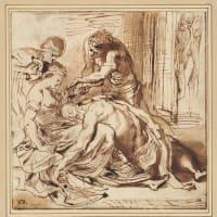 ルーベンス(Peter Paul Rubens)の「サムソンとデリア」は偽物!?ーロンドン