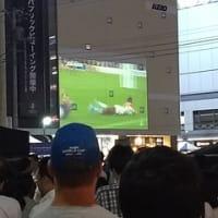 ラグビーワールドカップ開催で東京に海外から人がたくさん来ている