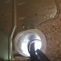 既存の穴の位置が合わない場合のエアコンの取り付け