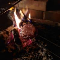 焚き火で…ソロメシ!