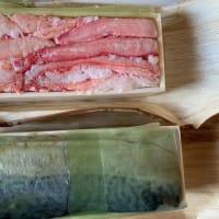 極厚福井の生さば寿司