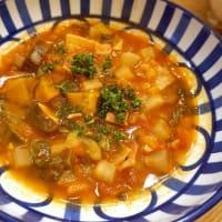 野菜とキノコをスルスルと胃腸に通す日@鎌倉七里ガ浜