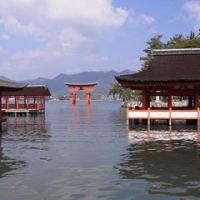 優しい時間・・・広島・厳島神社