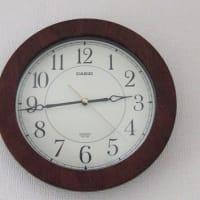 アナログ時計の効用