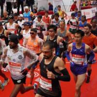 2019 ハンブルグマラソン(ドイツ) その2(試合結果)