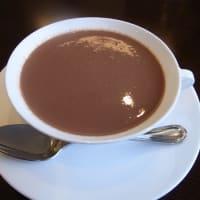 ホットチョコレートはいかが。 (3/29*日)