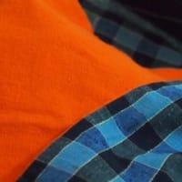 手持ちの帯の裏生地でパンツ&やりくりの意味とは