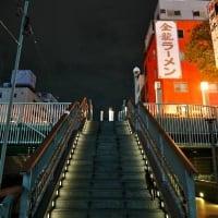 真夜中の階段