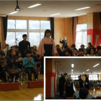 太田小学校卒業式