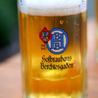 ドイツ ミュンヘン 伝統的なホーフブロイハウス 🍺